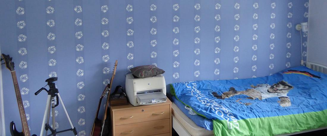 Asuntojen maalaus- ja tapetointityöt